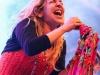 Гери от Ша-Ша заедно с Блус Трафик на Миндя Рок Фест 2014