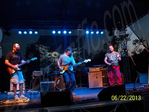 Сопот Рок Фест 2013 - Блус Трафик лайв на Сопот Рок Фест 2013 - Blues Traffic live Sopot Rock Fest 2013