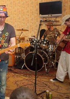 Блус Трафик на Рок фест Паничище 2014 - Blues Traffic Rock Fest Panichishte 2014