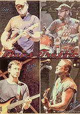 На 07.10.2014 парчето нa Блус Трафик Обувки за Блус има премиера в предаването за рок музика Велин РОК БЛОК по радио Пловдив