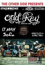 Blues Traffic и Odd-Rey на сцената на Delta Blues Bar на 17 май 2016 г.